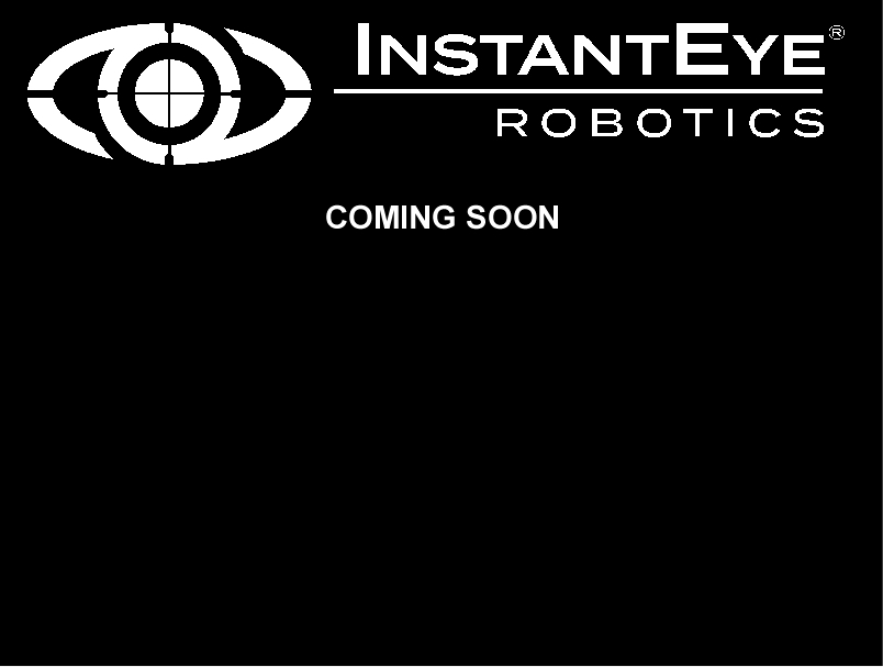 Upcoming InstantEye Robotic Events